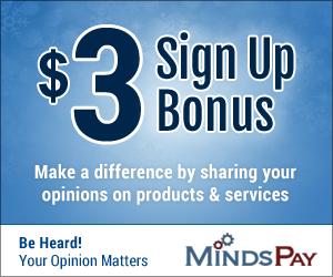Minds Pay - Free Paid Surveys