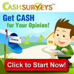 Cash Surveys