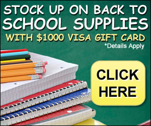 Back to School Supplies – One Field – US